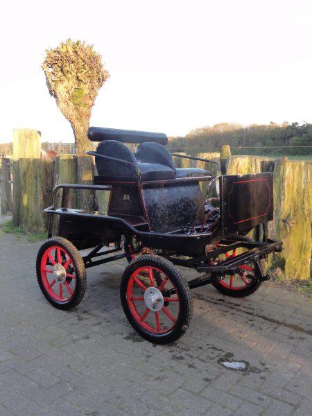 Occasion Pony-Recreatiewagen
